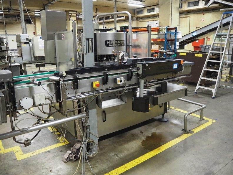 Image KRONES Canmatic Labeler 1366200