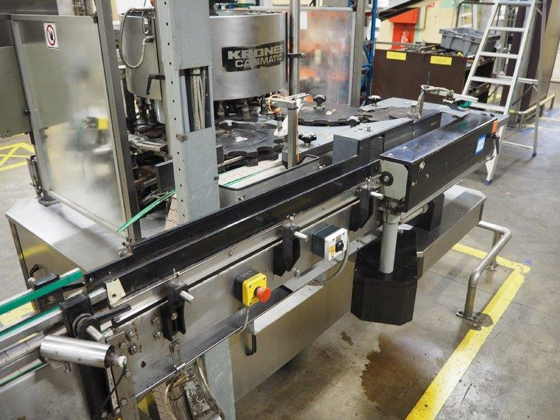 Image KRONES Canmatic Labeler 1366201