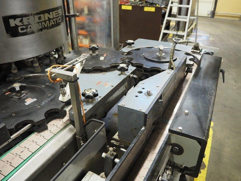 Image KRONES Canmatic Labeler 1366202