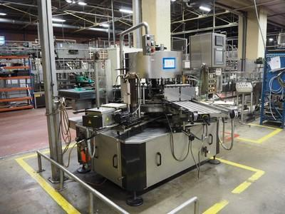 Image KRONES Canmatic Labeler 1366244