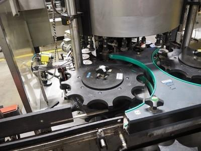 Image KRONES Canmatic Labeler 1366227
