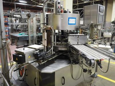 Image KRONES Canmatic Labeler 1366230