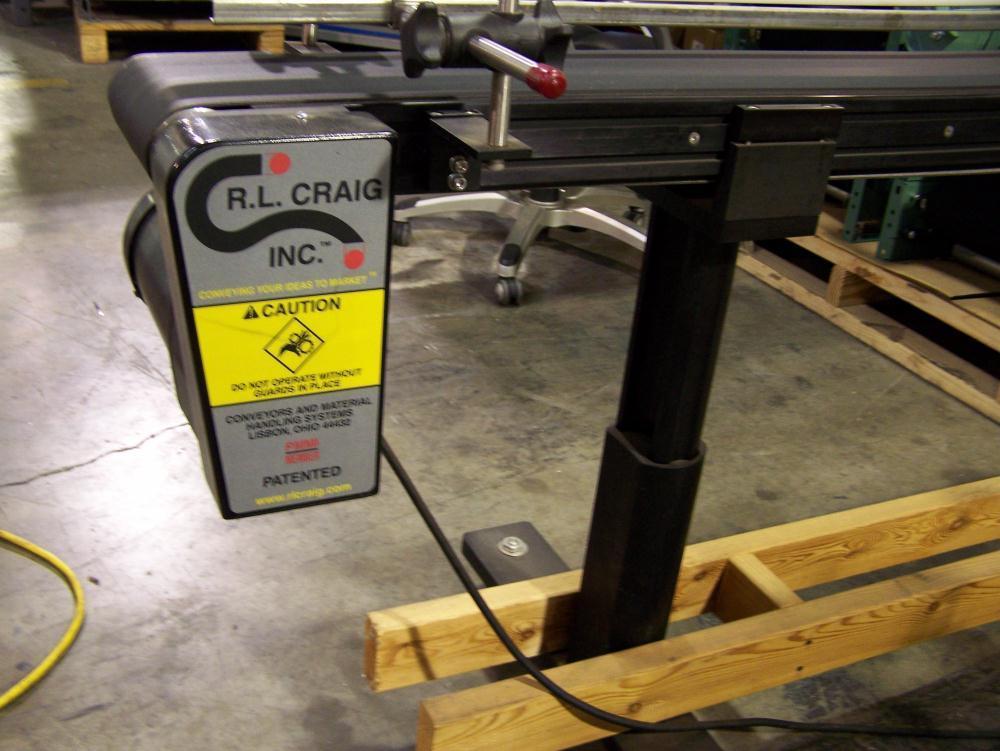 RL CRAIG Low Profile Belt C - 357036 For Sale Used
