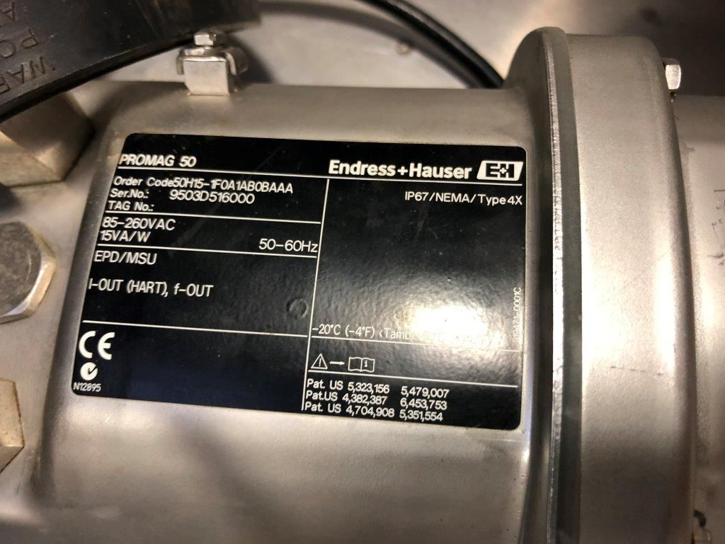ENDRESS HAUSER ProMag 50H F - 357557 For Sale Used