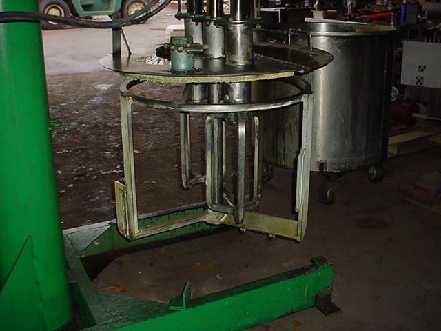 Image 100 Gallon MYERS Double Planetary Mixer with Sweep 1370726