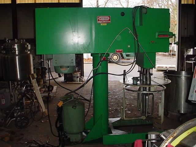 Image 100 Gallon MYERS Double Planetary Mixer with Sweep 1370727