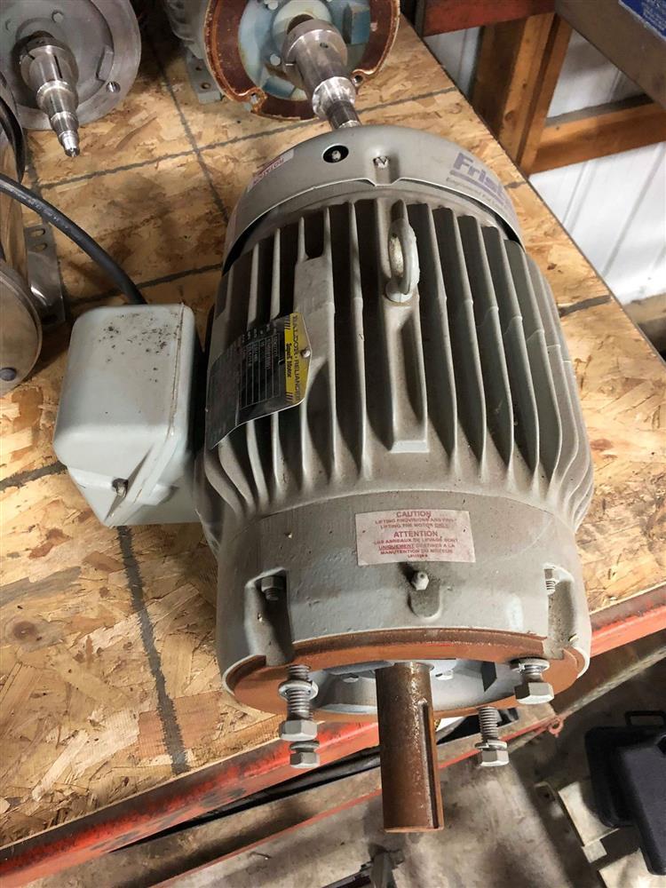 Image 10 HP BALDOR Motor 1370781