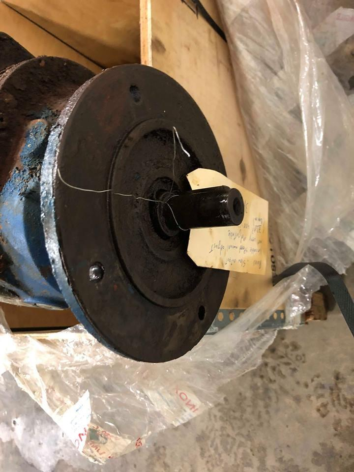 Image 3/4 HP SEW EURODRIVE Motor 1370895