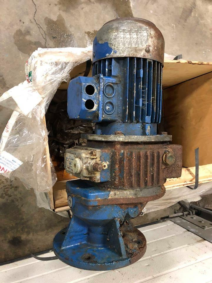 Image 3/4 HP SEW EURODRIVE Motor 1370898