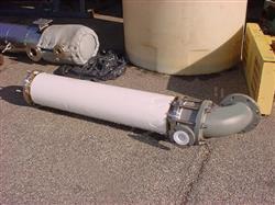 357844 - 6in X 4ft Teflon Lined Column - 304 Stainless Steel