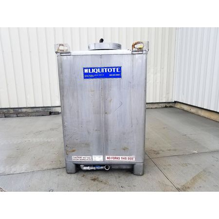 550 Gallon HOOVER Liquid To - 357867 For Sale Used