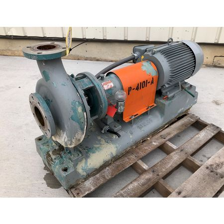 GOULDS 3196 Centrifugal Pum - 358287 For Sale Used