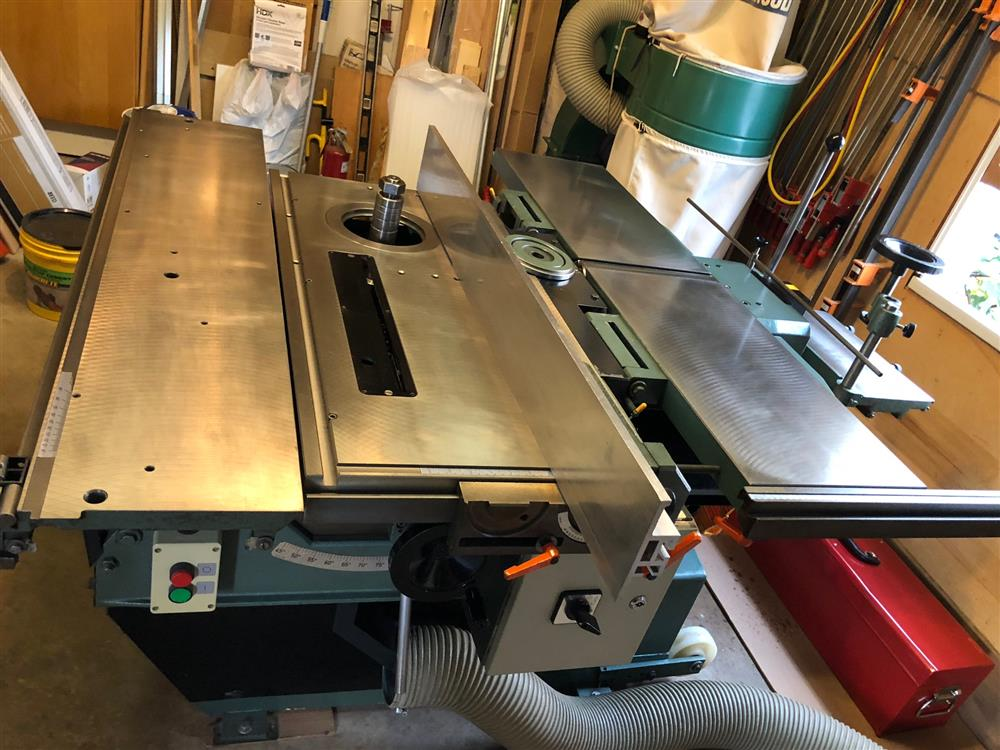 FELDER BF 4/31 Woodwork - 358516 For Sale Used N/A