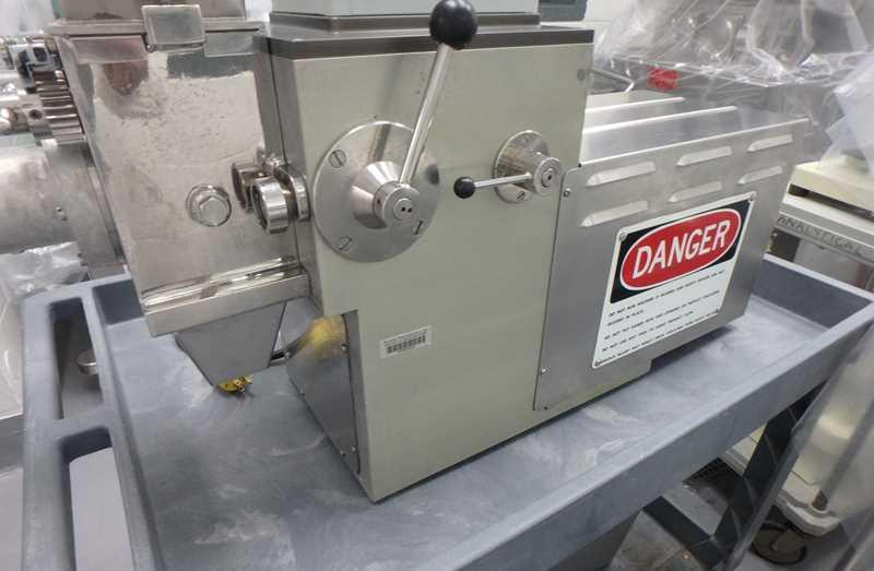 FREWITT GLA ORV Oscillating Granulator.