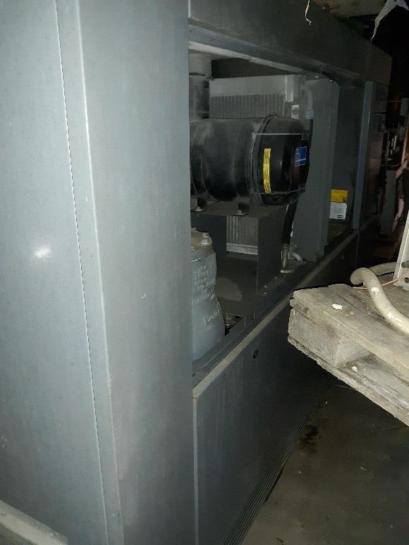 Image 100 HP ATLAS COPCO Air Compressor 1377098