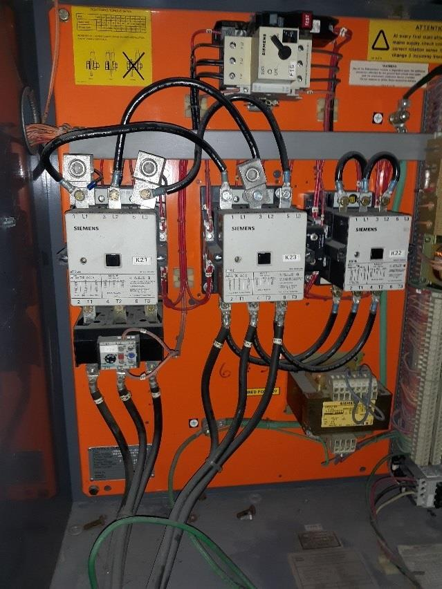 Image 100 HP ATLAS COPCO Air Compressor 1377103