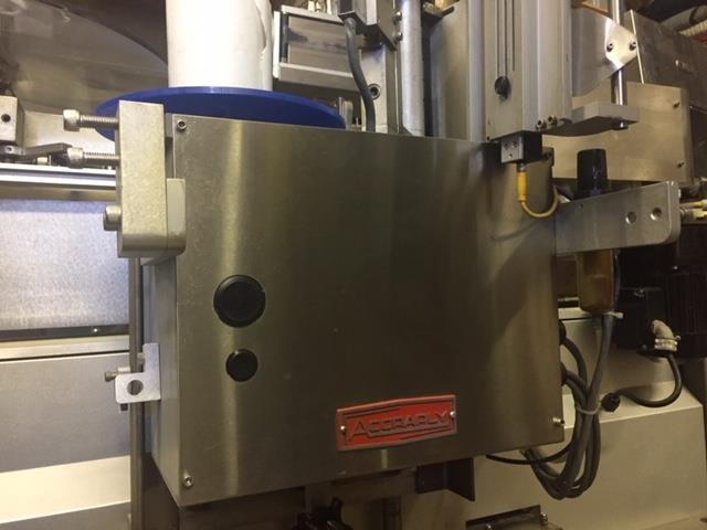 Image ACCRAPLY 35W Wrap Around Labeler 1410489