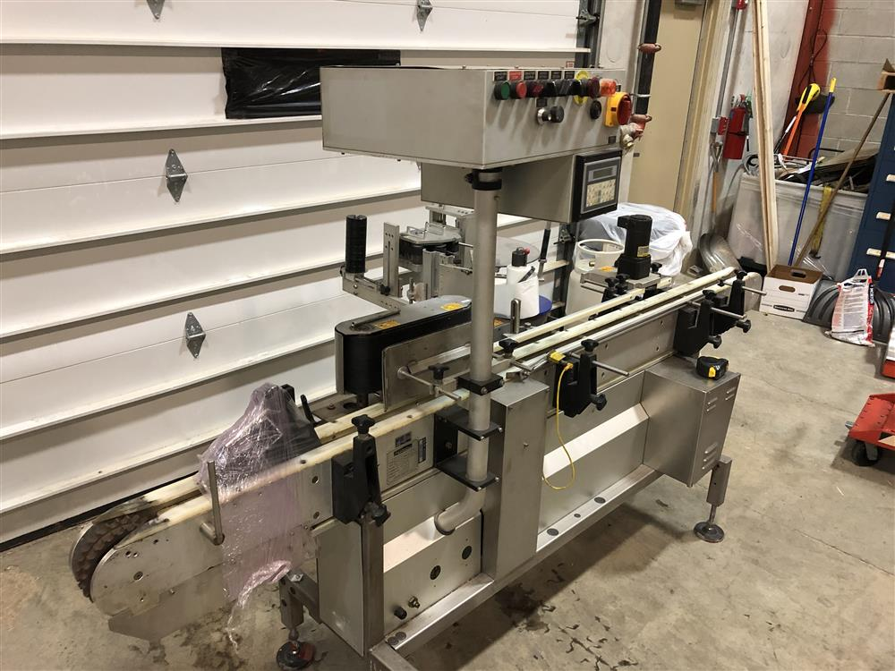 Image ACCRAPLY 35W Wrap Around Labeler 1378240
