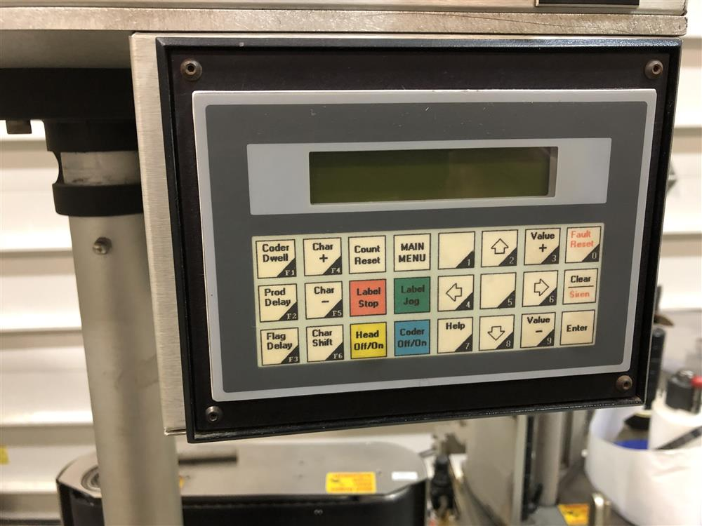 Image ACCRAPLY 35W Wrap Around Labeler 1378241