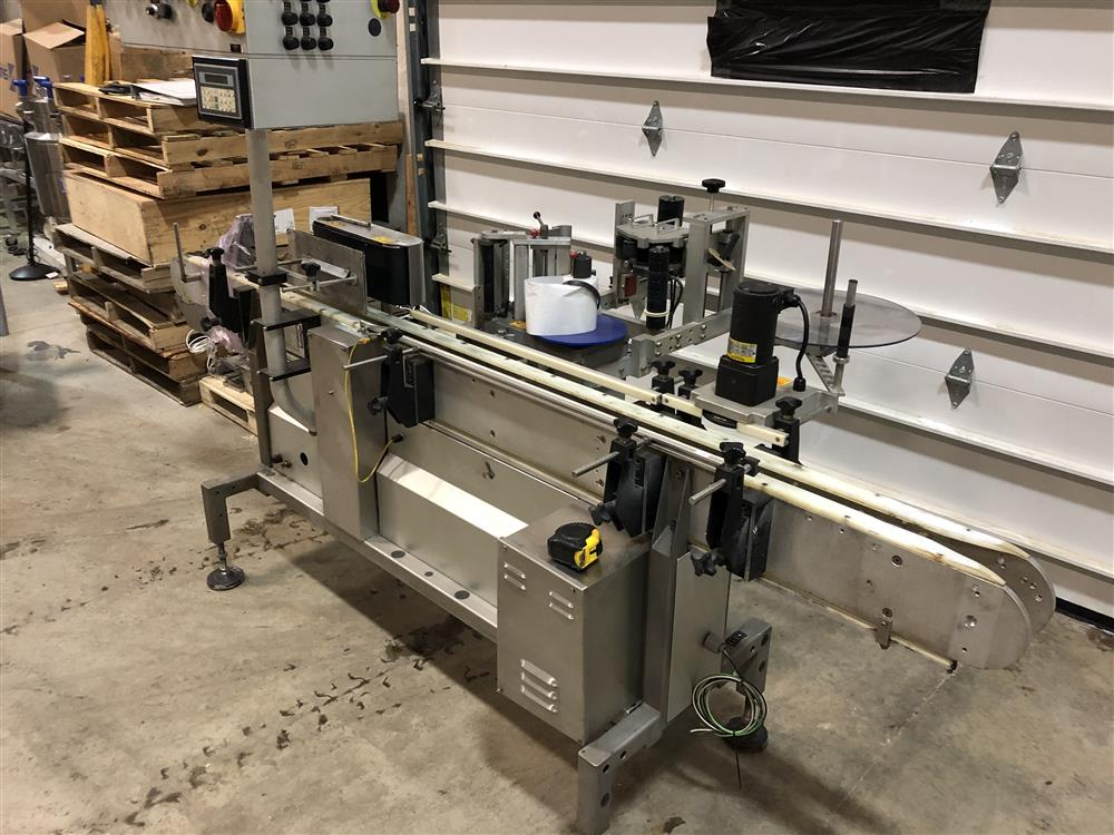 Image ACCRAPLY 35W Wrap Around Labeler 1378245