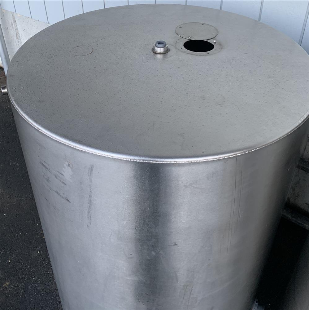 Image 200 Gallon Mixing/Storage Tank - Stainless Steel 1378367