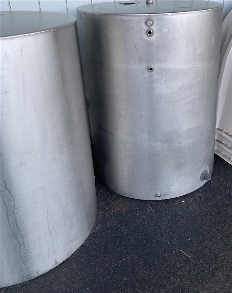Image 200 Gallon Mixing/Storage Tank - Stainless Steel 1378369