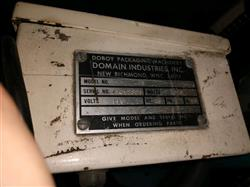 Image JSL DOBOY PACKAGING MACHINERY Sealer 1380727