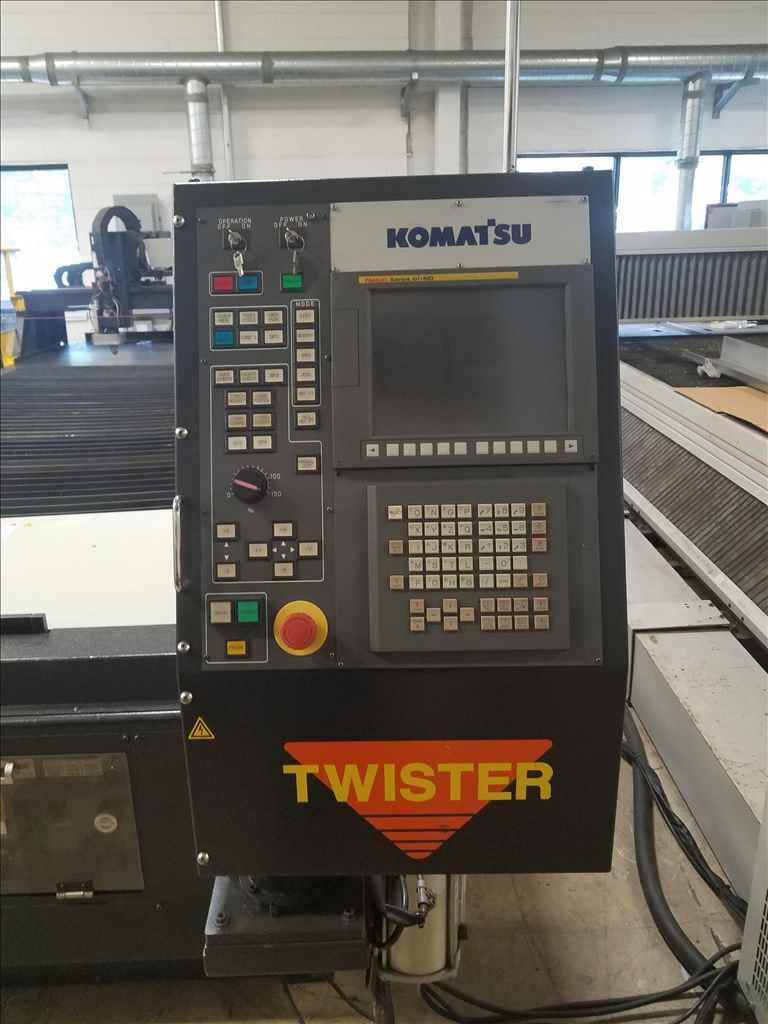 Image KOMATSU TFP 3062 CNC Fine Plasma Cutter 1380798