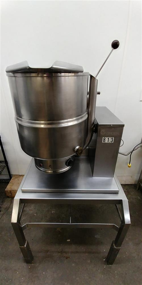 Image 40 Qt. GROEN THD 40 Steam Jacketed Kettle 1382592