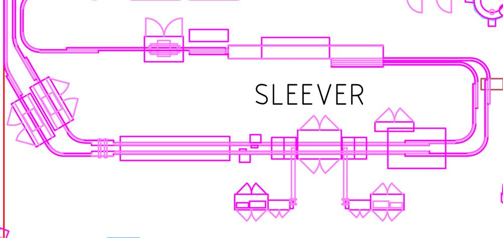 Image FUJI Sleeve Labeler System 1382646