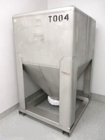 50 Cu  Ft  IBC Tote Tanks/B - 359729 For Sale Used