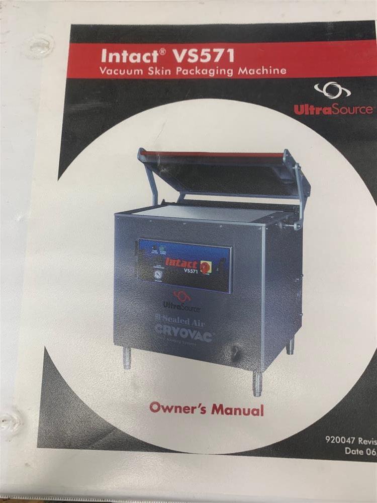 Image INTACT VS571 Vacuum Skin Packaging Machine 1384233