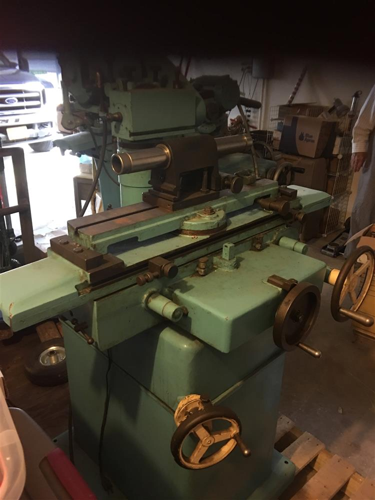 Image CLAUSING Coldchester 6A Tool and Cutter Grinder 1385565