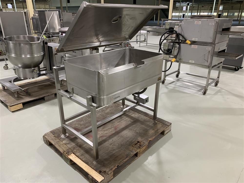Image 40 Gallon GROEN NFPC-4 Electric Braising Pan 1385954