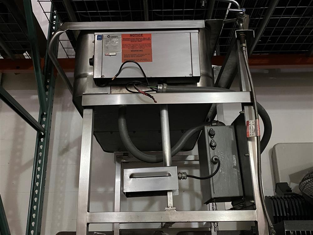 Image 40 Gallon GROEN NFPC-4 Electric Braising Pan 1465527