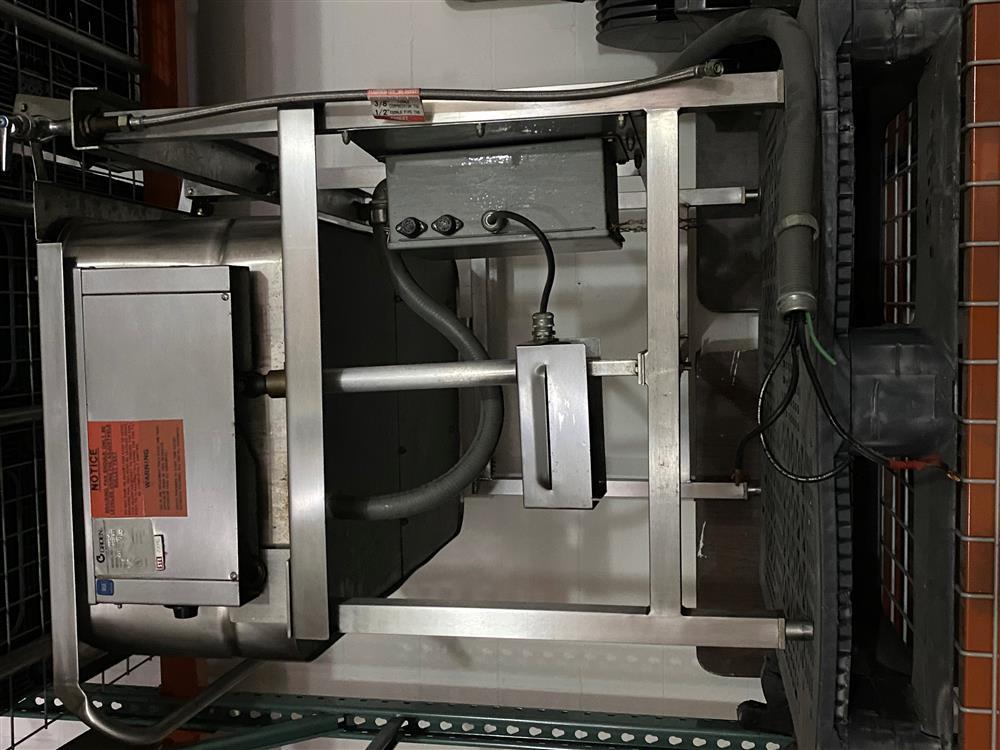 Image 40 Gallon GROEN NFPC-4 Electric Braising Pan 1465530