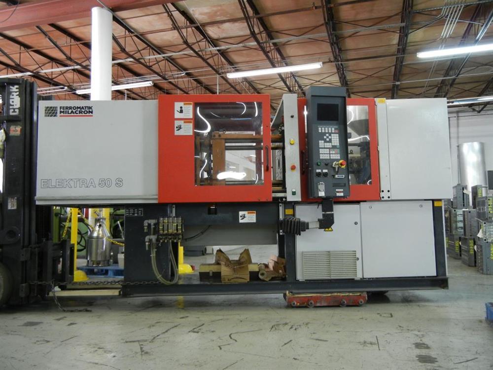 Image CINCINNATI FERROMATIK Molding Machine 1387005