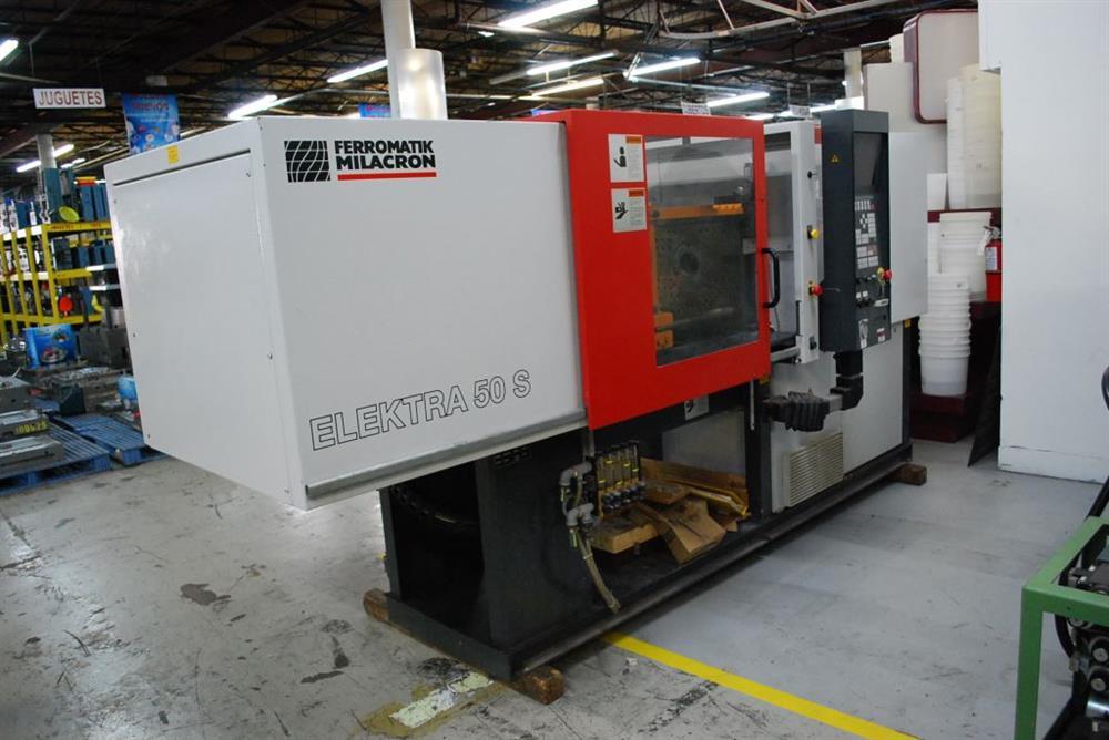 Image CINCINNATI FERROMATIK Molding Machine 1387009
