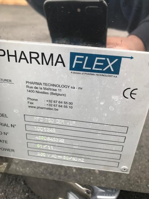 Image CEIA - PHARMAFLEX THS-PH2N Metal Detector and Pharma Flex Tablet Deduster  1388141