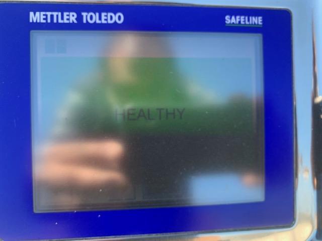 Image METTLER TOLEDO SAFELINE Tablet Metal Check and KRAMER Tablet Deduster 1491905