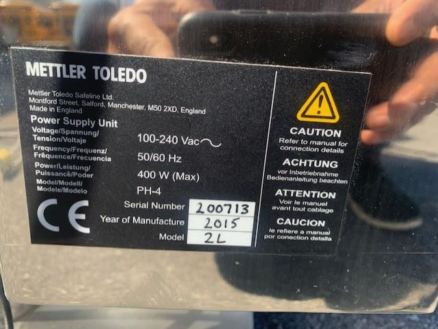 Image METTLER TOLEDO SAFELINE Tablet Metal Check and KRAMER Tablet Deduster 1491906