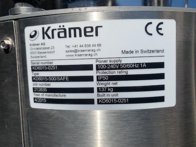 Image METTLER TOLEDO SAFELINE Tablet Metal Check and KRAMER Tablet Deduster 1491907