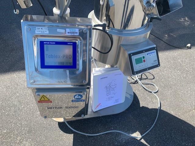 Image METTLER TOLEDO SAFELINE Tablet Metal Check and KRAMER Tablet Deduster 1491915