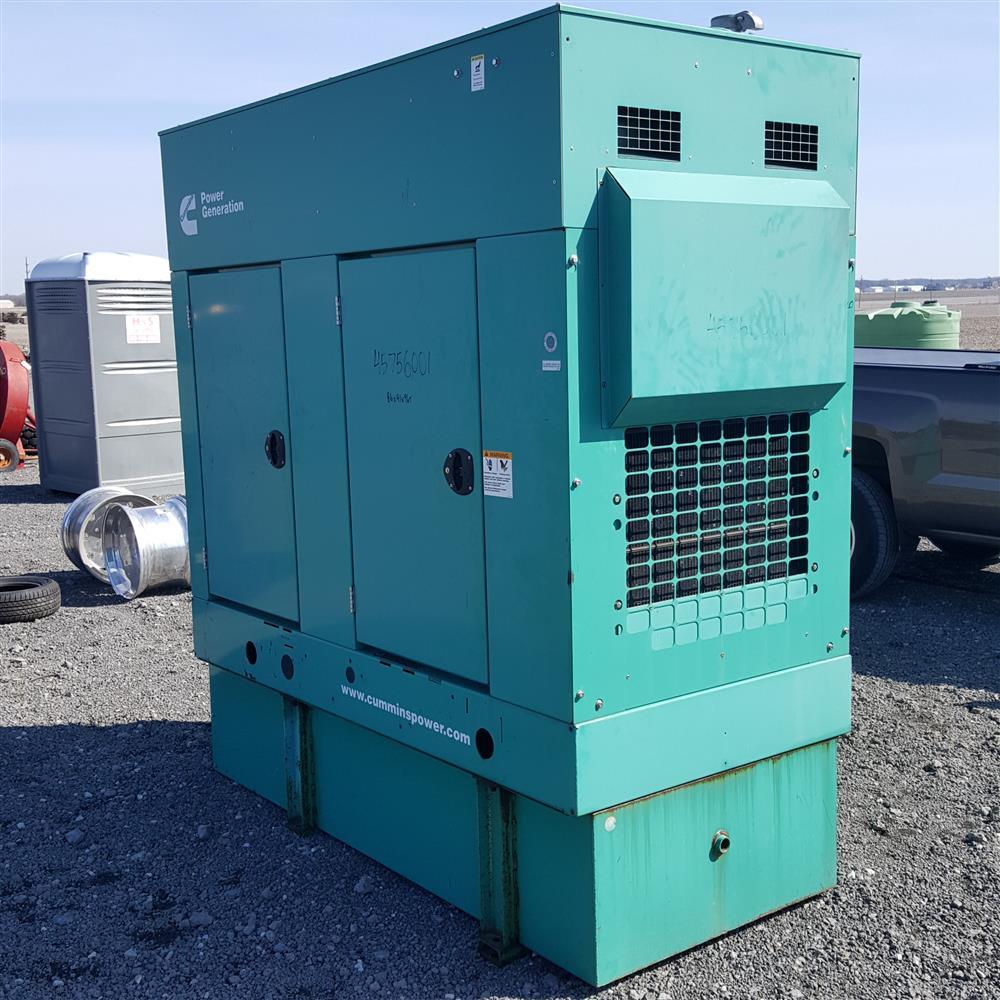 Image CUMMINS Diesel Genset 1388360