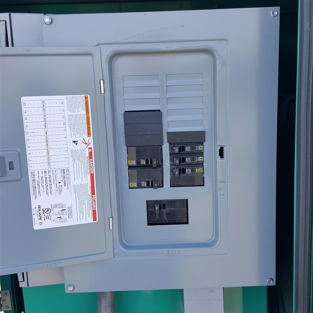 Image CUMMINS Diesel Genset 1388364