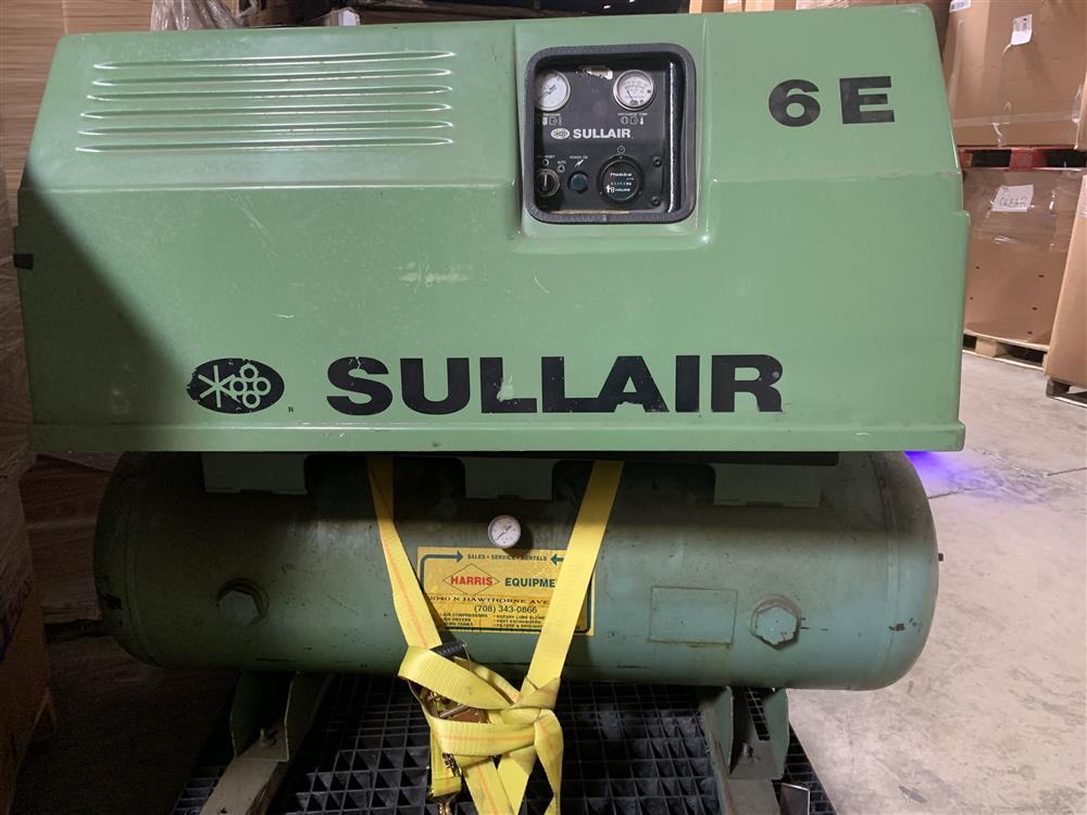 Image SULLAIR 6E- Air Compressor 1389290