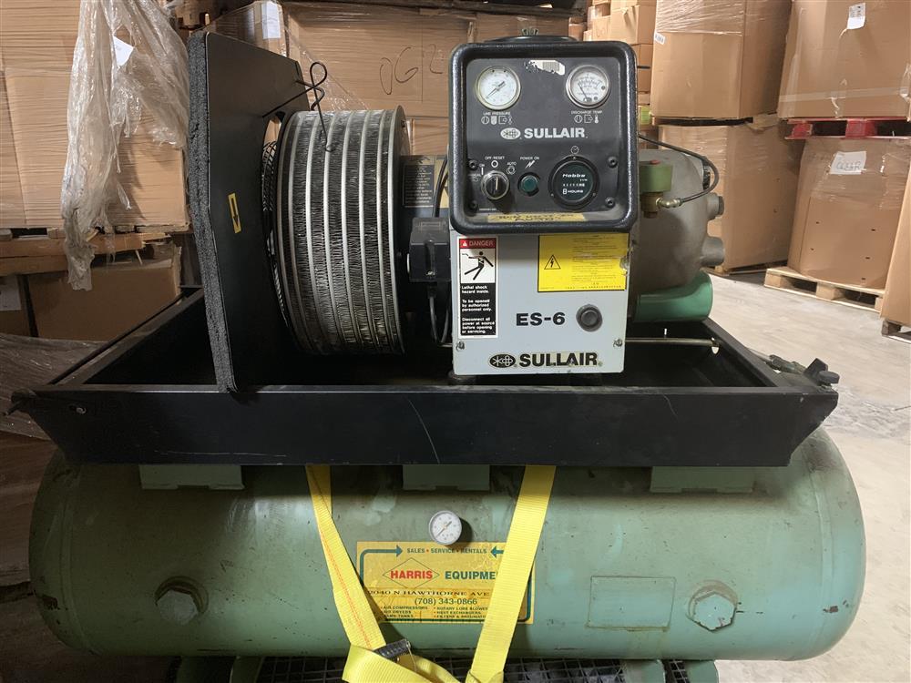 Image SULLAIR 6E- Air Compressor 1389295