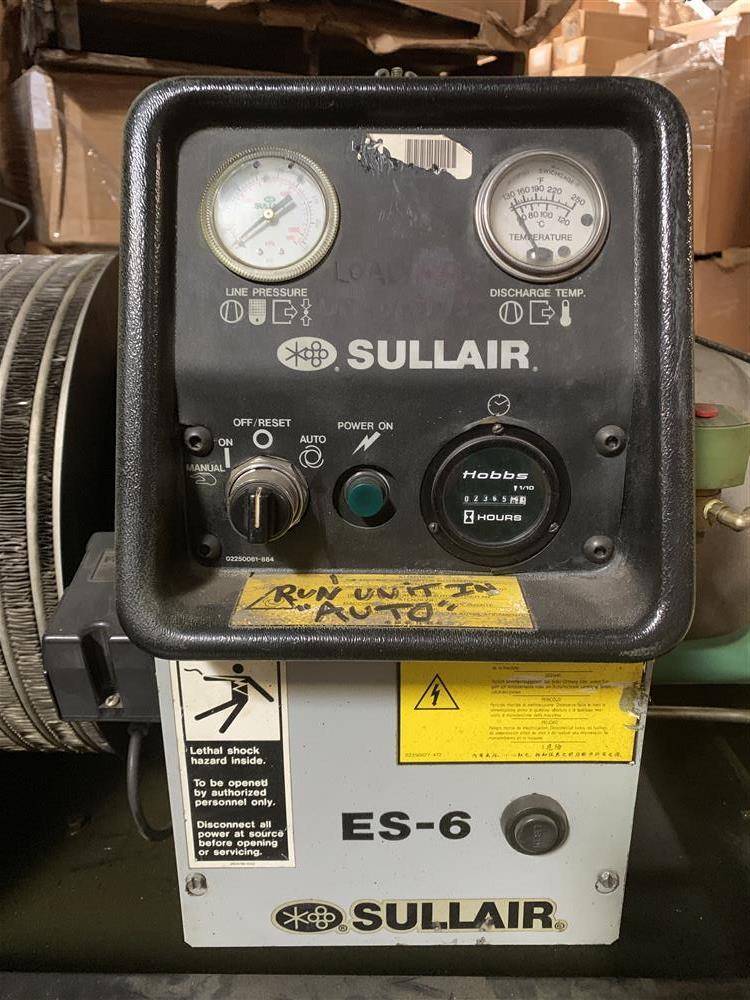 Image SULLAIR 6E- Air Compressor 1389297