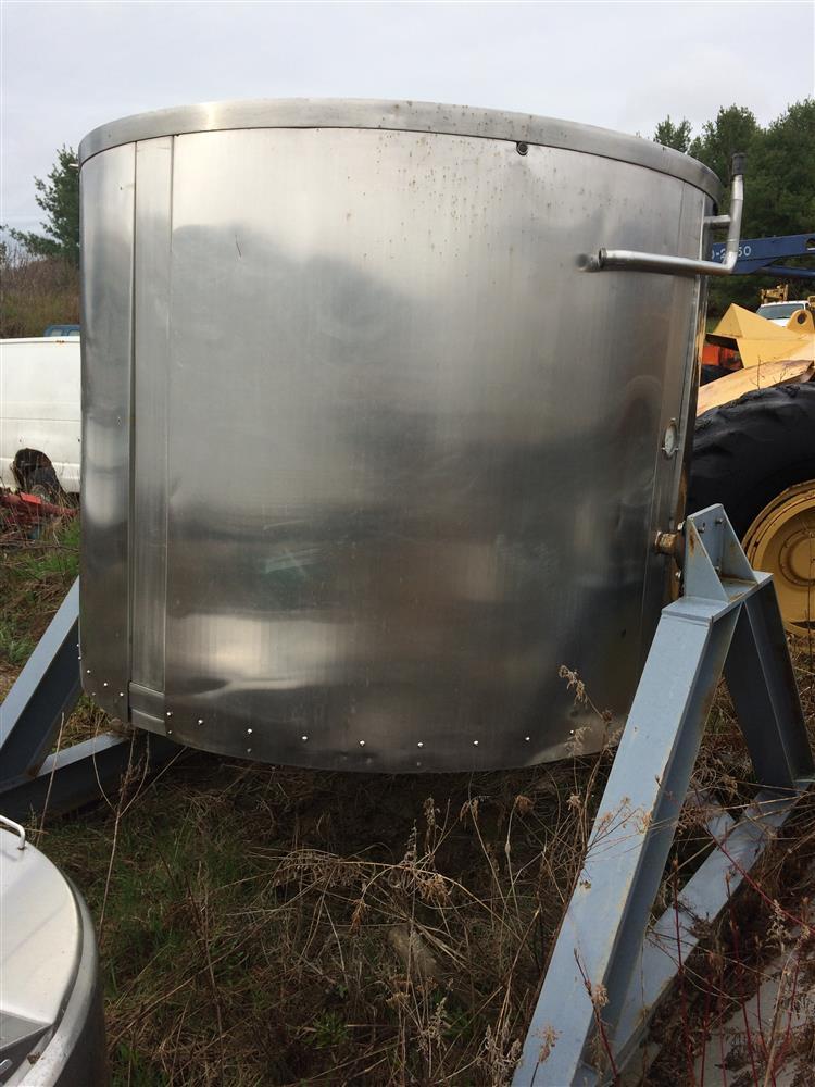 Image 30 BBL Tilting Lauter Tun Tank - Stainless Steel 1390645