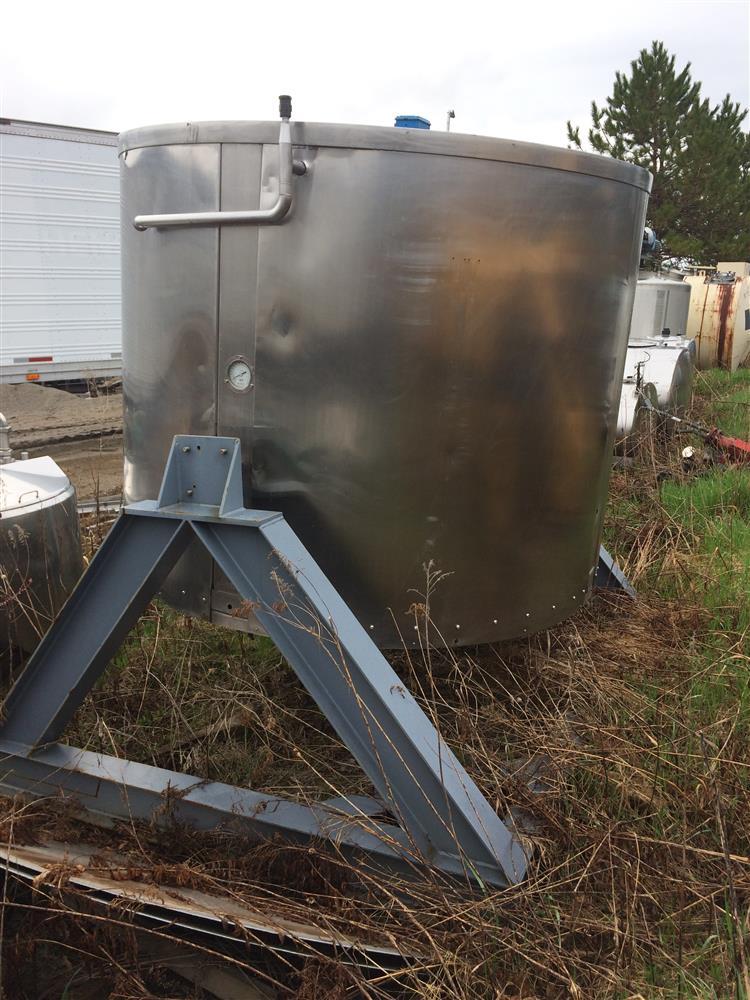 Image 30 BBL Tilting Lauter Tun Tank - Stainless Steel 1390646